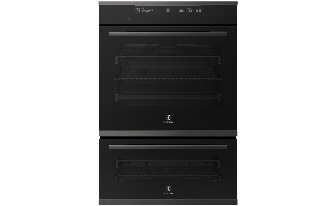 Electrolux 60cm Multifunction Duo Oven EVE626DSD