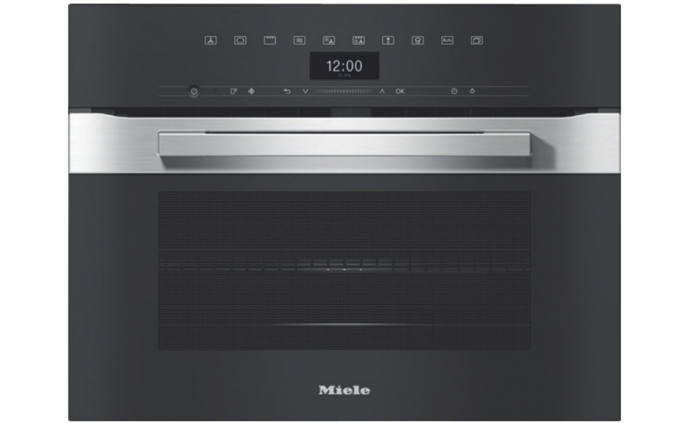 Miele 60cm Speed Oven H7440BMCS