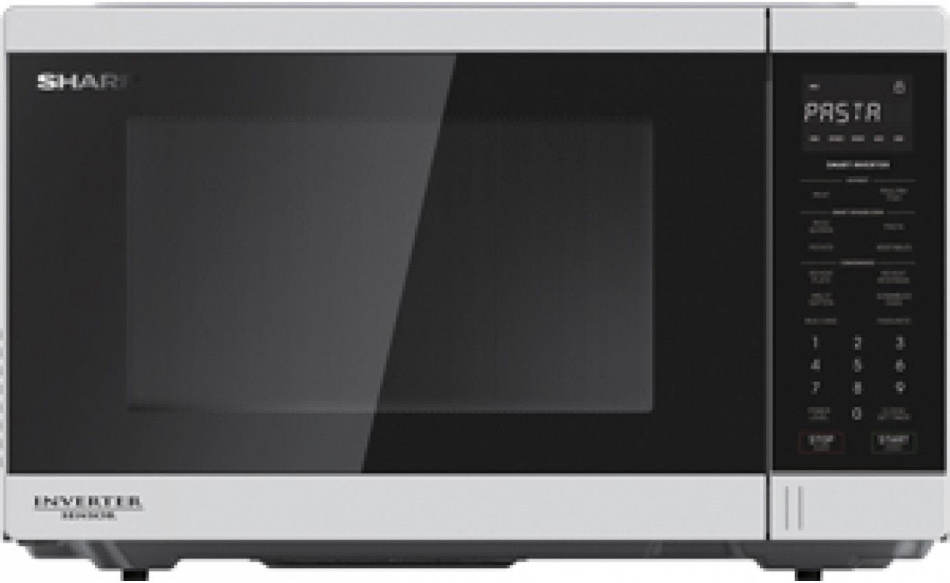 Sharp Conventional Microwave Oven White R350EW