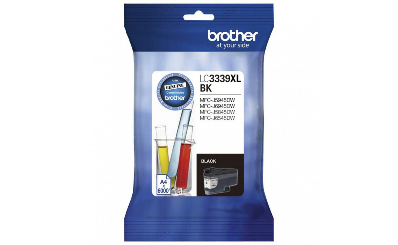 Brother Black Ink Cartridge LC3339XLBK