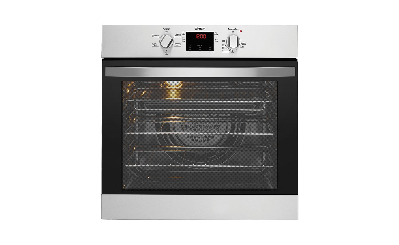 Chef Electric Single Oven CVE614SA