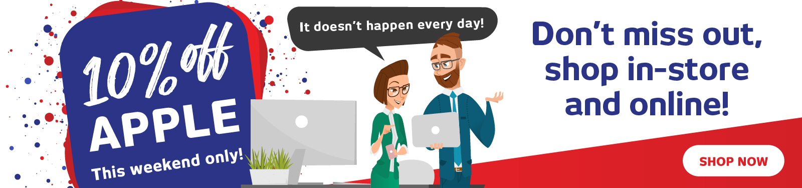 10% Off Apple
