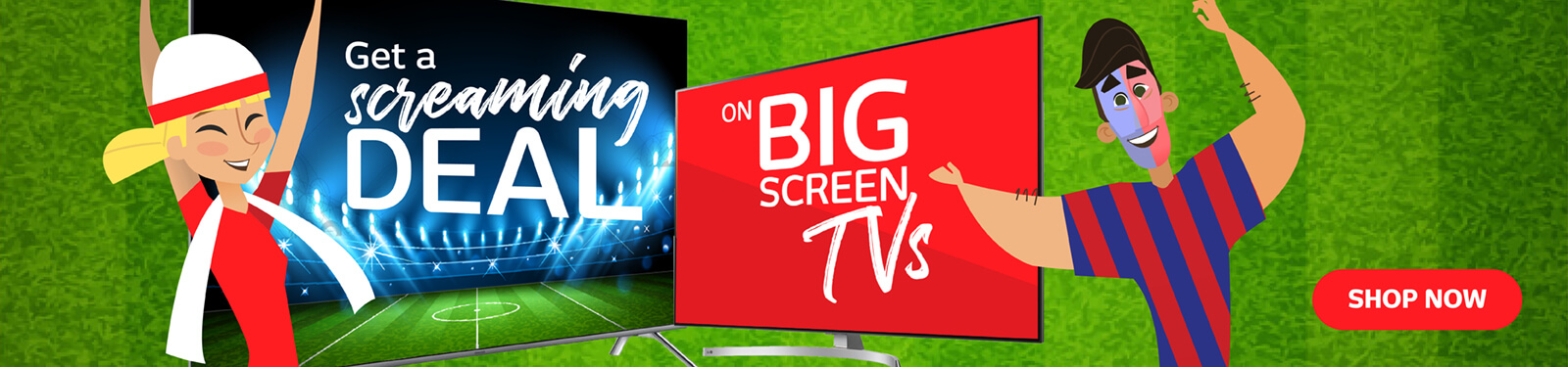 Big Screen TVs