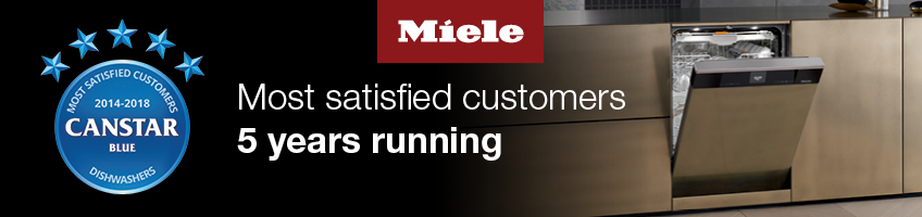 Miele CANSTAR Dishwasher