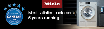 Miele CANSTAR Washing Machine