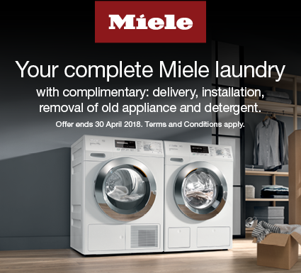 Your Complete Miele Laundry