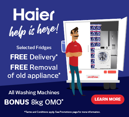 Haier Freebies and Bonuses