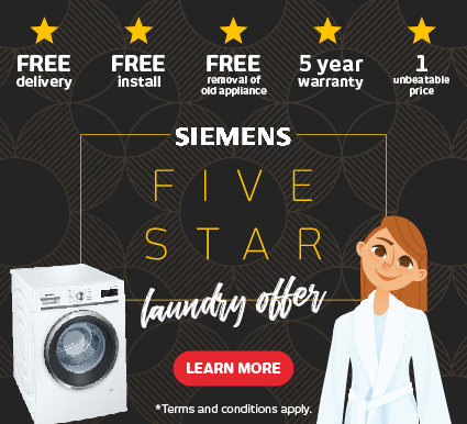 Siemens Five Star Laundry