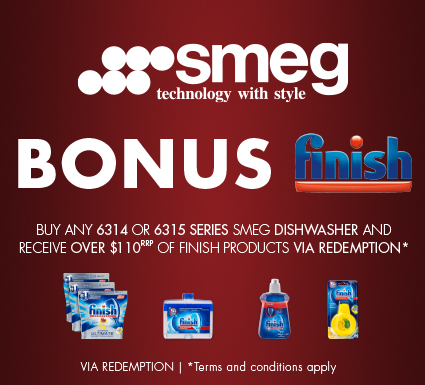Smeg Bonus Finish