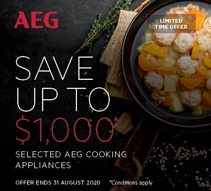 Save Up To $1000 On AEG Cooking