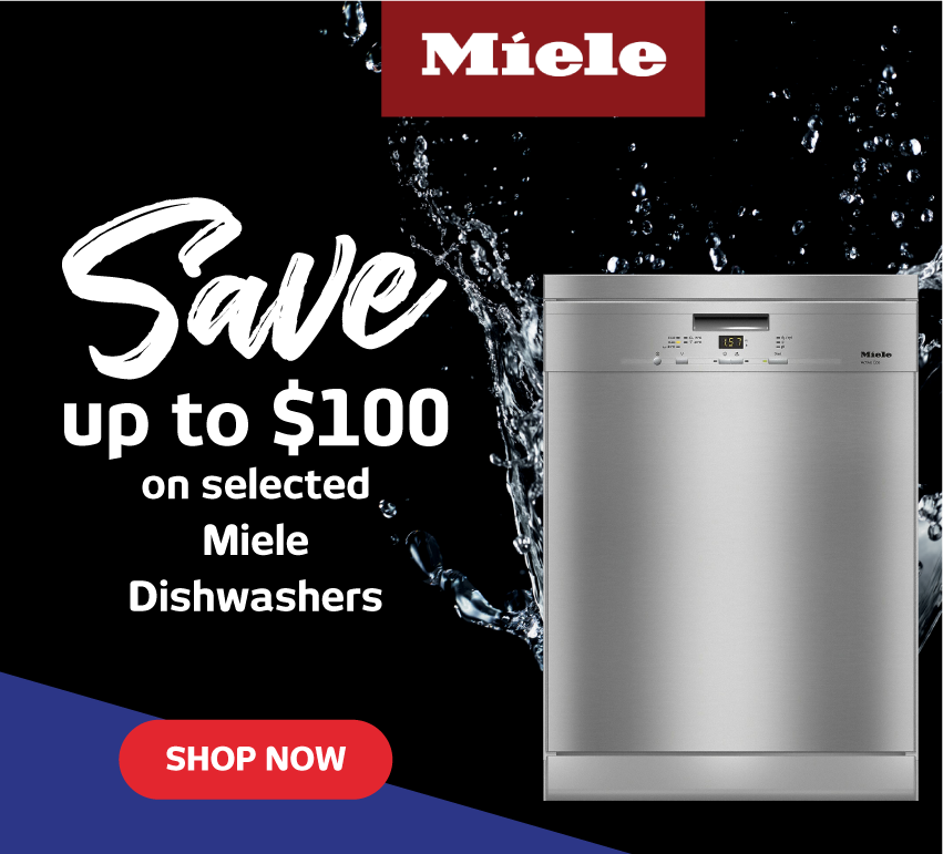Save Up To $100 On Miele Laundry Packages