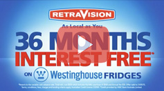 Westinghouse - 36 Months Interest Free