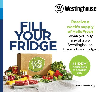 Westinghouse Fill Your Fridge