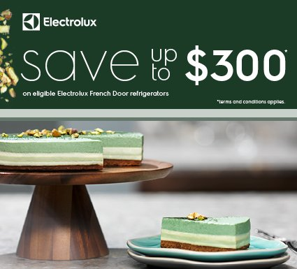 Electrolux Save $300 On French Door Refrigerators