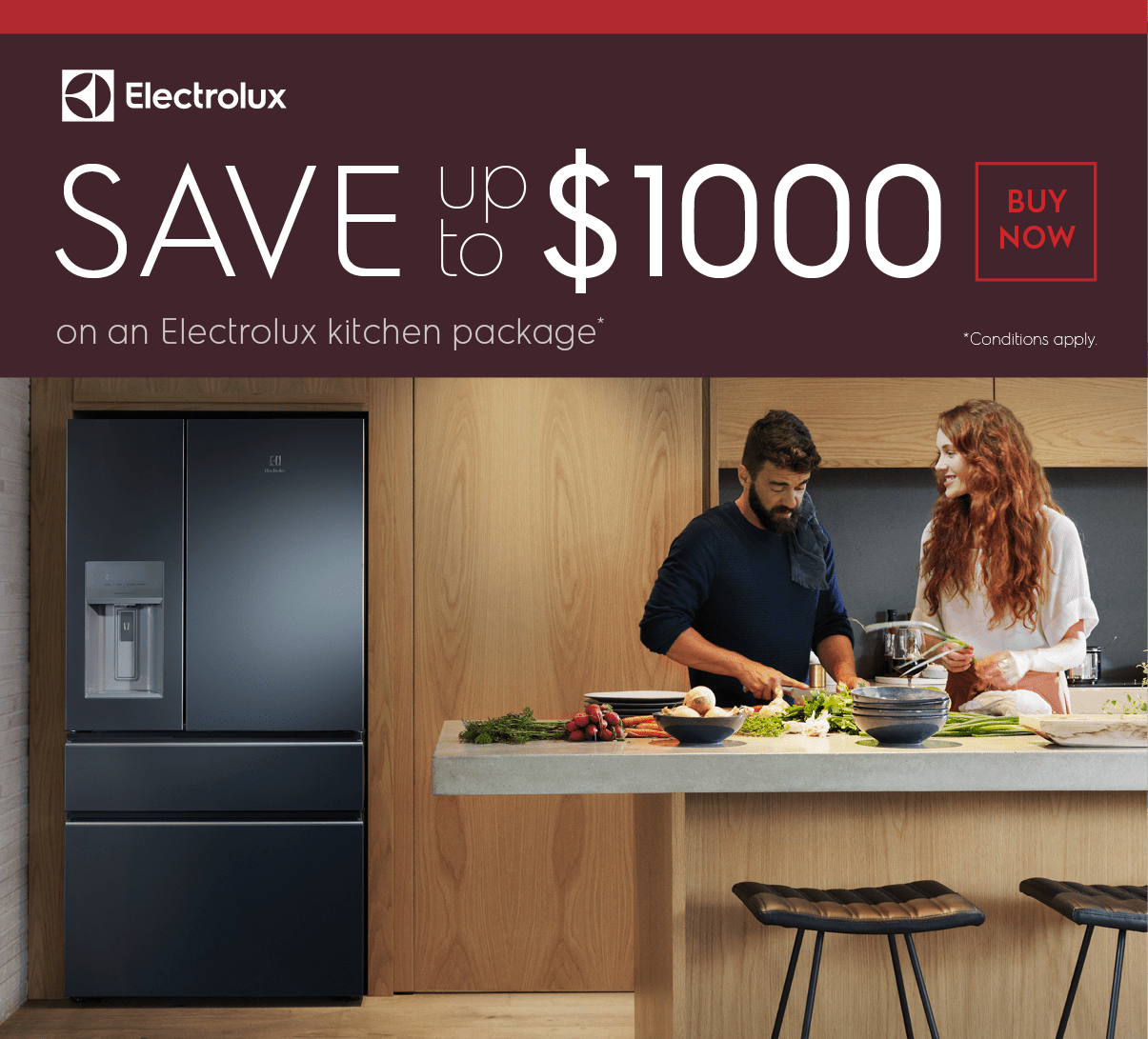 Electrolux Kitchen Bundle