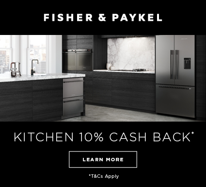Fisher and Paykel Kitchen