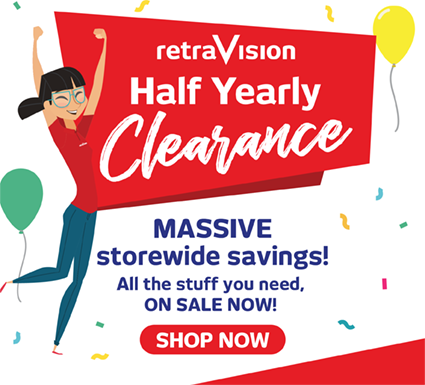 Half Yearly Clearance