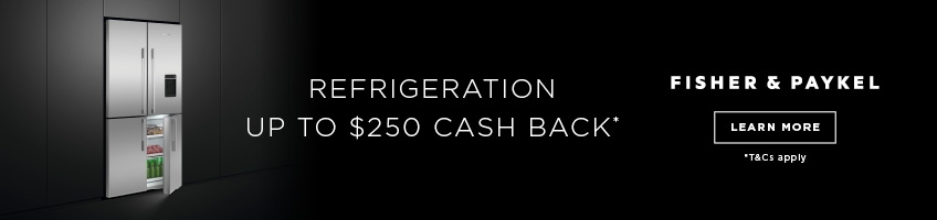 Fisher & Paykel Promotion