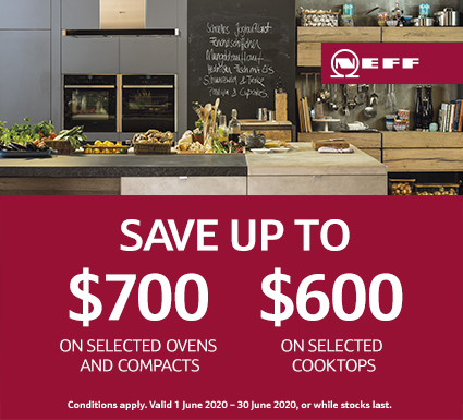 NEFF Save On Ovens & Cooktops