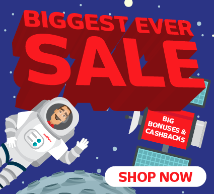 The Biggest Ever Sale