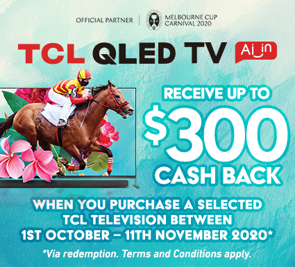 TCL OLED TV Cashbacks