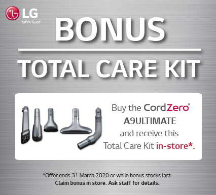 LG Bonus Total Care Kit