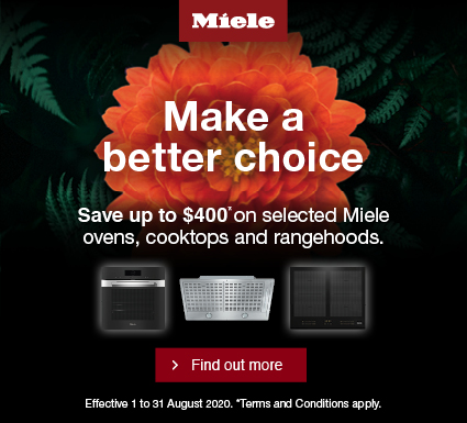 Save On Miele Cooking Packages