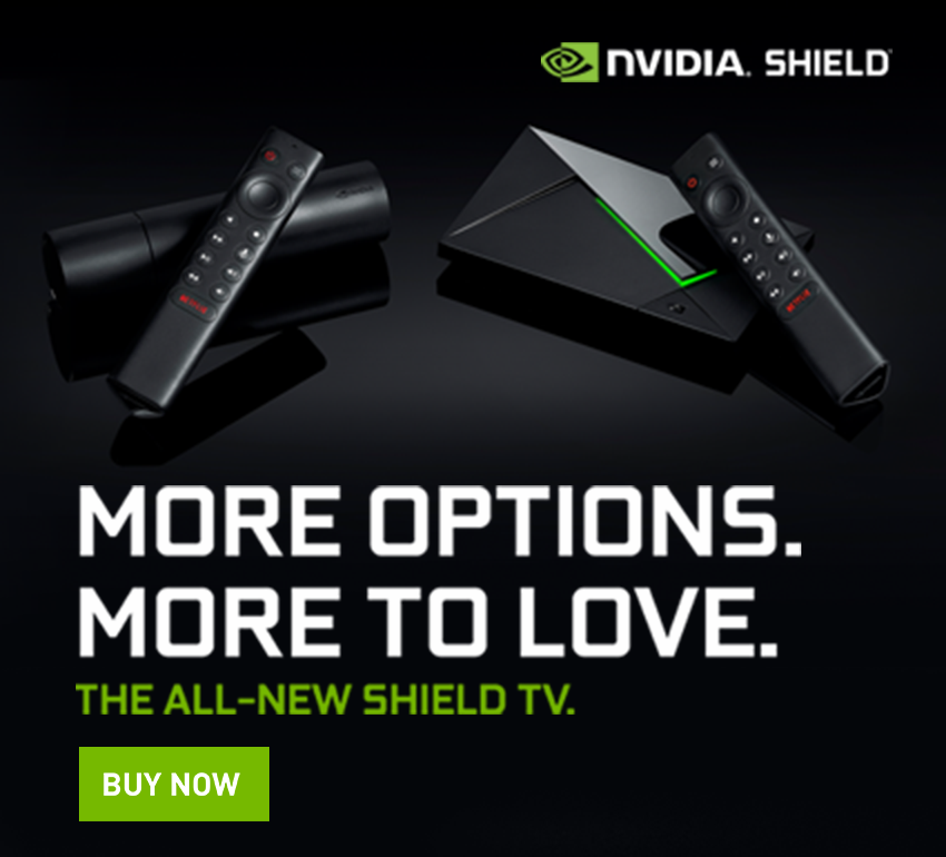 NVIDIA Shield Launch