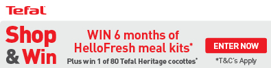 Tefal Shop & Win
