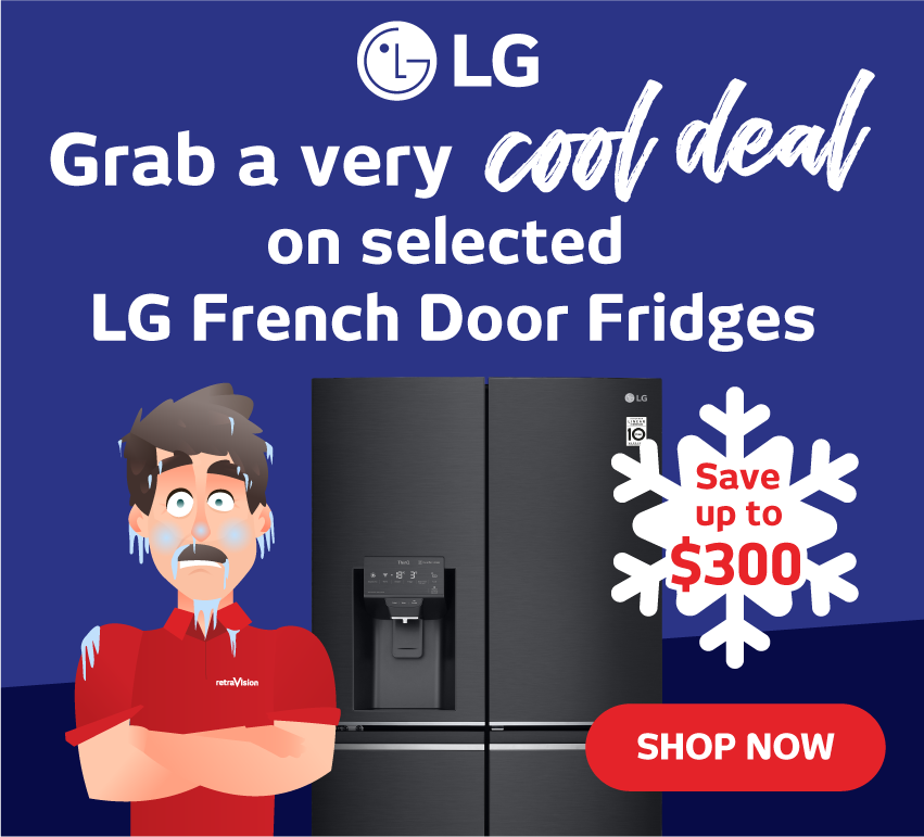 Savings On LG French Door Fridges - Glasslock Container Set