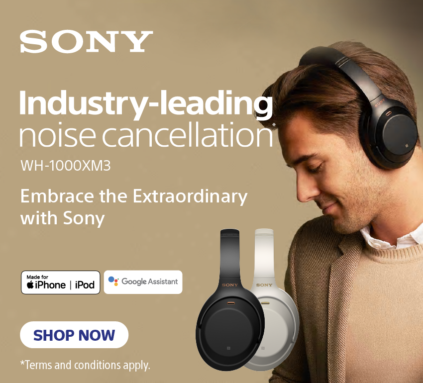 Save on Sony Headphones