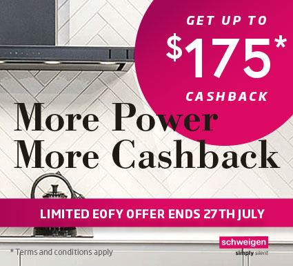 Schweigen More Power More Cashback