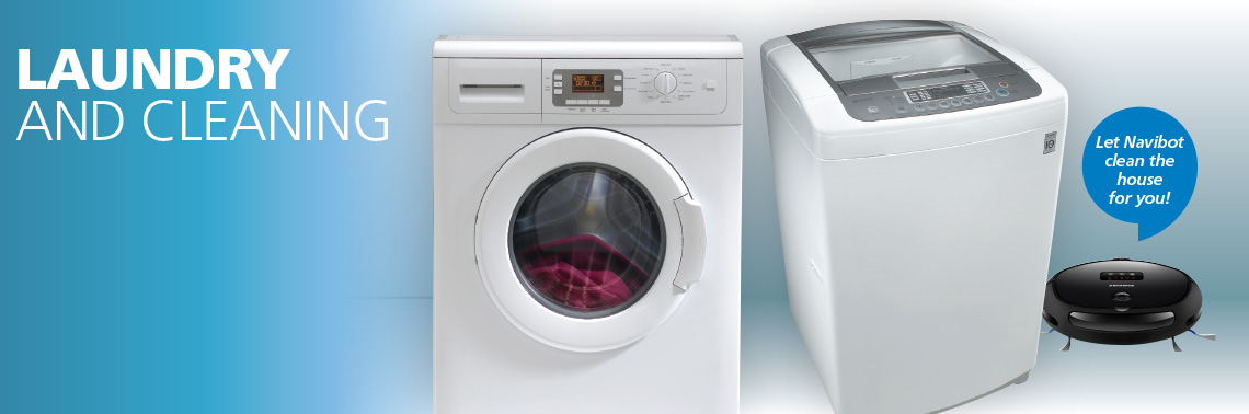 Laundry And Cleaning