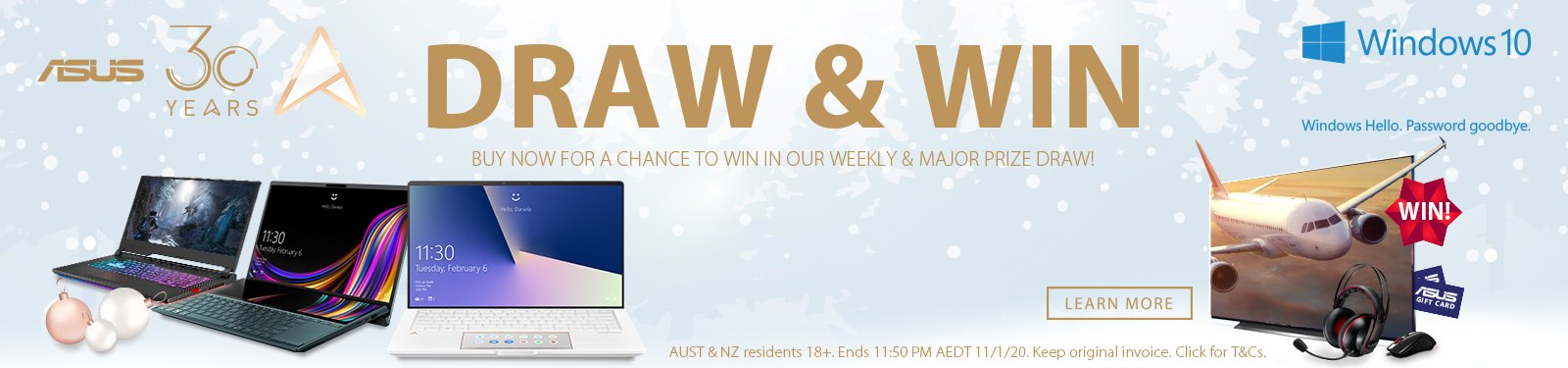 Asus Draw & Win
