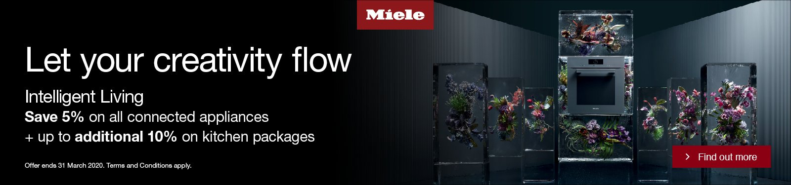 Miele Save On Connected Appliances