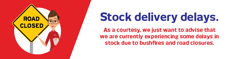 Stock Delivery Delays