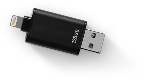 Grab files from anywhere, even USB drives - Retravision